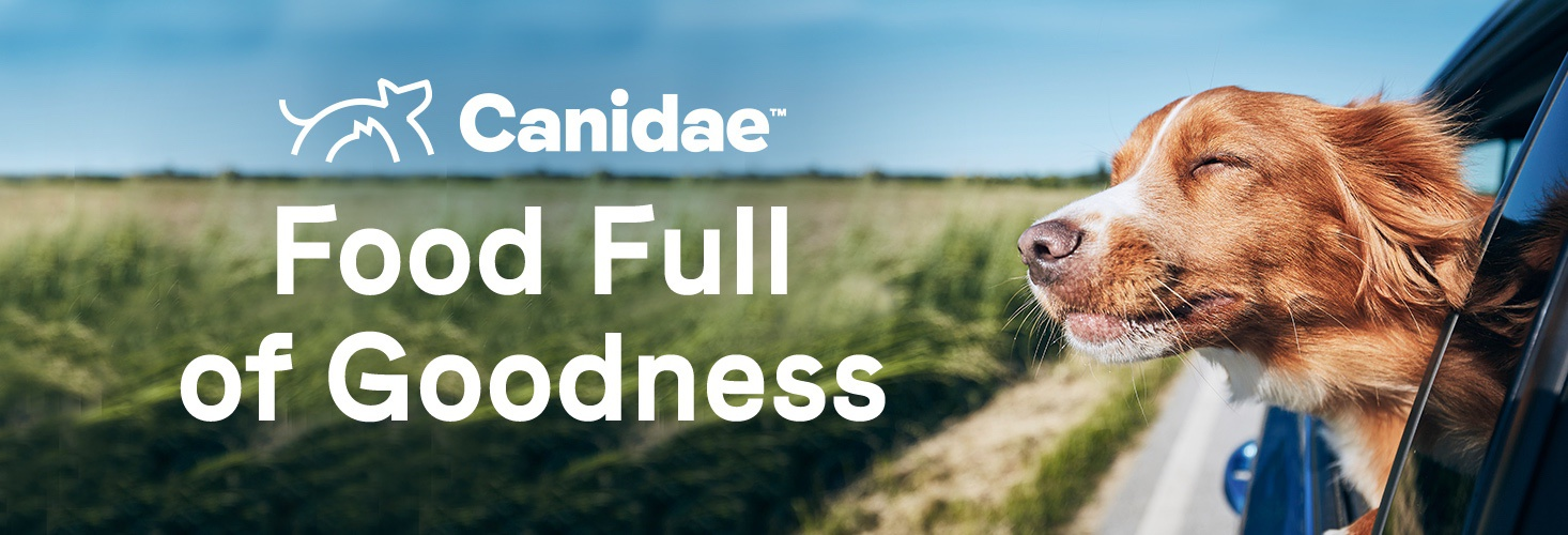 Canidae food full of goodness