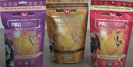 boss dog products